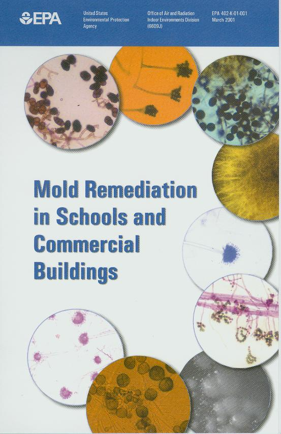 EPA mold remediation guidelines